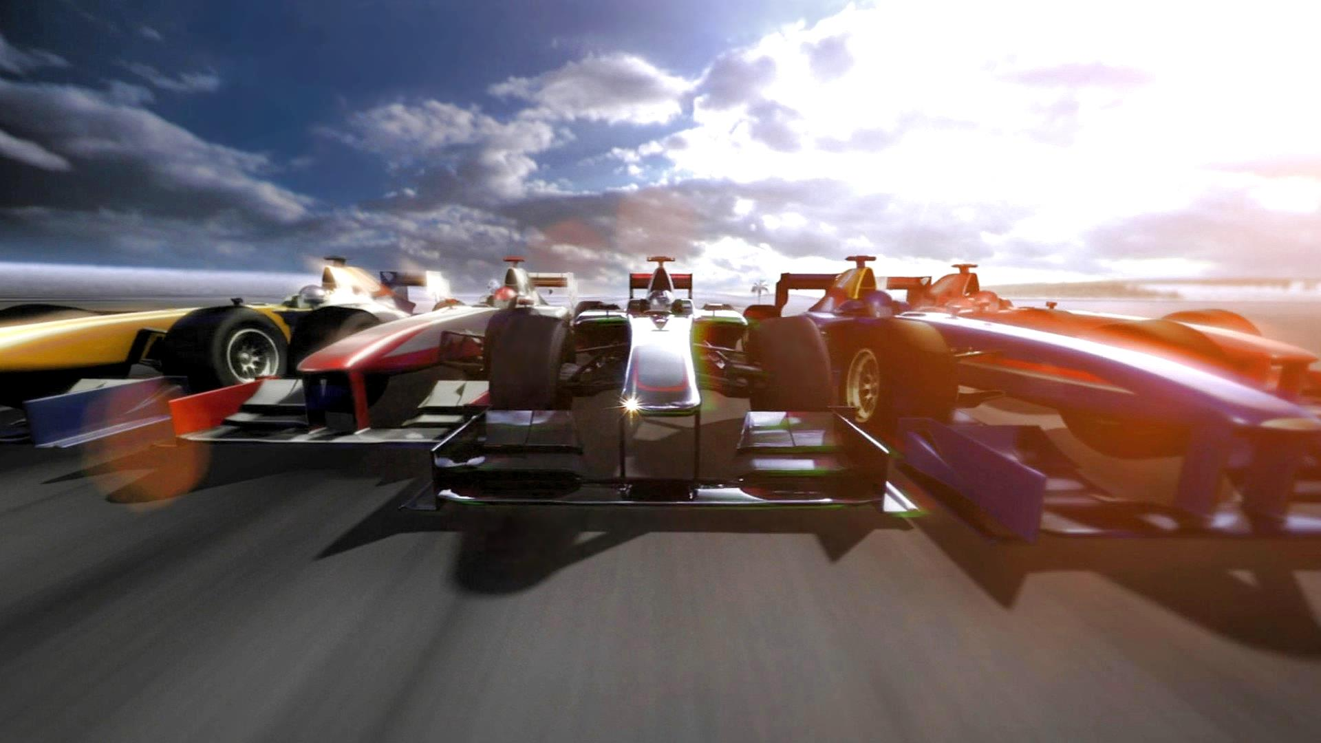 Bbc Formula 1 F1 Title Sequence 19201080 And 19201200 Hd