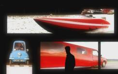 Top Gear - Jeremy Clarkson silhouette 1920x1200