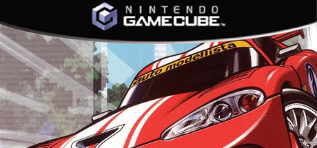 Auto Modellista Gamecube US