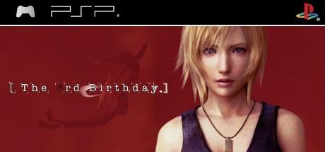 The 3rd Birthday PSP
