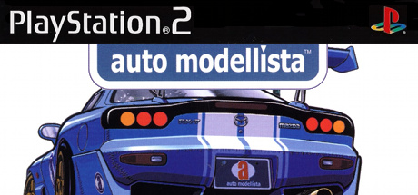 Auto Modellista PlayStation 2 PAL