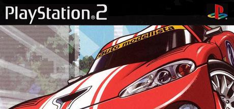 Auto Modellista PlayStation 2 US