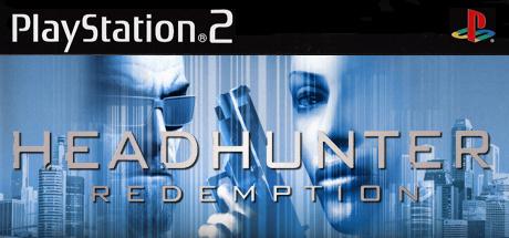 Headhunter Redemption PlayStation 2 Blue