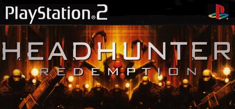 Headhunter Redemption PlayStation 2 Dark
