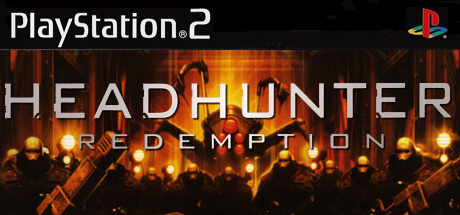 Headhunter Redemption PlayStation 2 Dark