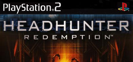 Headhunter Redemption PlayStation 2