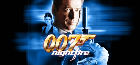 James Bond 007 Nightfire (cover)