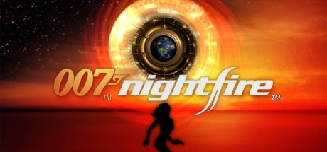 James Bond 007 Nightfire (title screen)