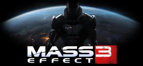 Mass Effect 3 (Shepard silhouette)