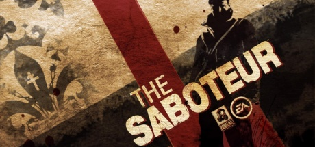 The Saboteur (cover art)