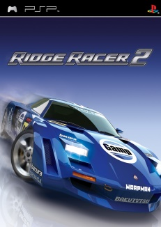 Ridge Racer 2 PSP Origin custom image