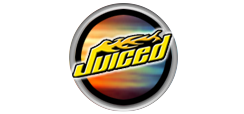 Juiced transparent Media Center Steam custom image
