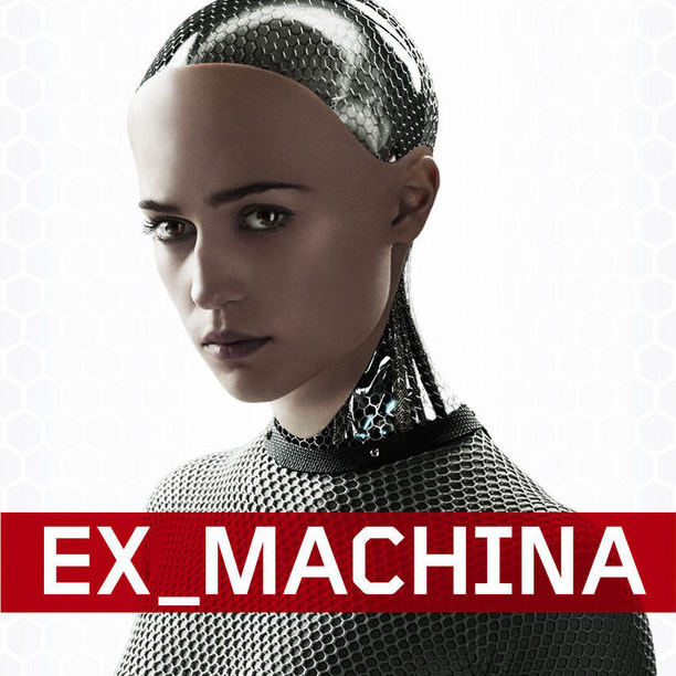 Ex Machina (2015) – 6/10 science fiction movie review